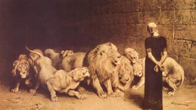 Uma breve referencia ao incrível livro de Daniel