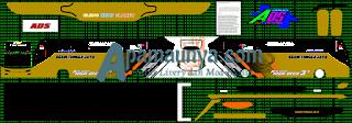 Agam Tugga Jaya Coklat Ads JB3+ SHD