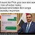 NO ASS IS SAFE FROM IRAQI DEFENCE MINISTER LIVING ON SWEDISH WELFARE