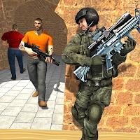 Anti-Terrorist Shooting Mission Mod Apk