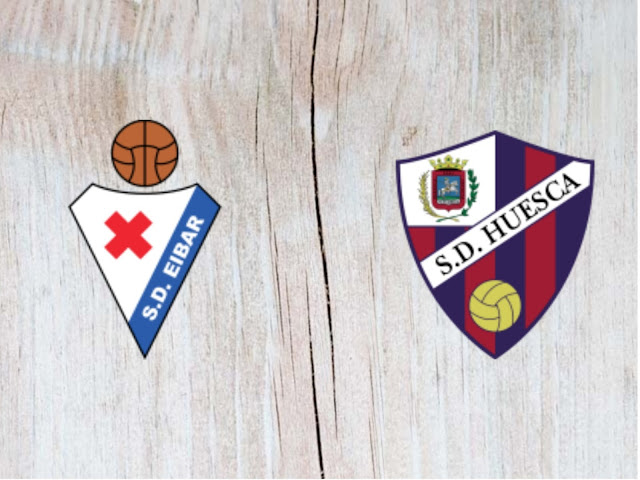 Eibar vs SD Huesca - Highlights - 19 August 2018