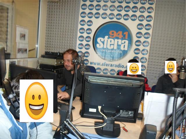 Μαθητές του Ε.Ε.Ε.Ε.Κ. Αργολίδας επισκέφτηκαν τον ραδιοφωνικό σταθμό Sfera Fm