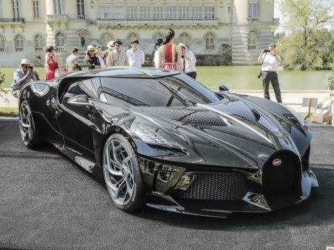 Bugatti la Voitre Noire