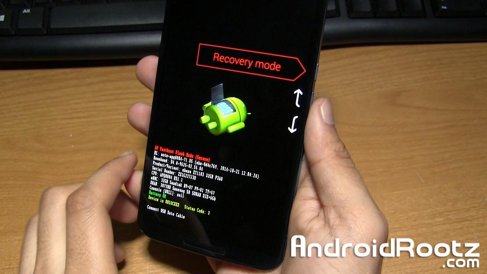 How to Root Nexus 6! [Windows/Mac/Linux/Ubuntu] ~ AndroidRootz com