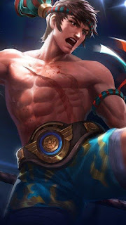 Chou King of the Fighter Heroes Fighter of Skins V4