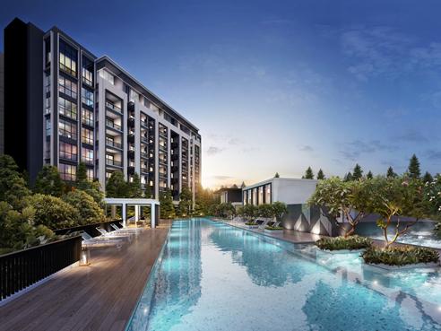 Mayfair Modern - Swimming Pool