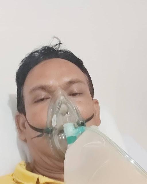 Birgaldo Sinaga meninggal, Ini Cerita Perjuangannya Sembuh dari COVID-19