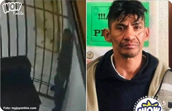 Tahanan Ini Berhasil Kabur Dari Sel Penjara Karena Tubuhnya Yang Ramping