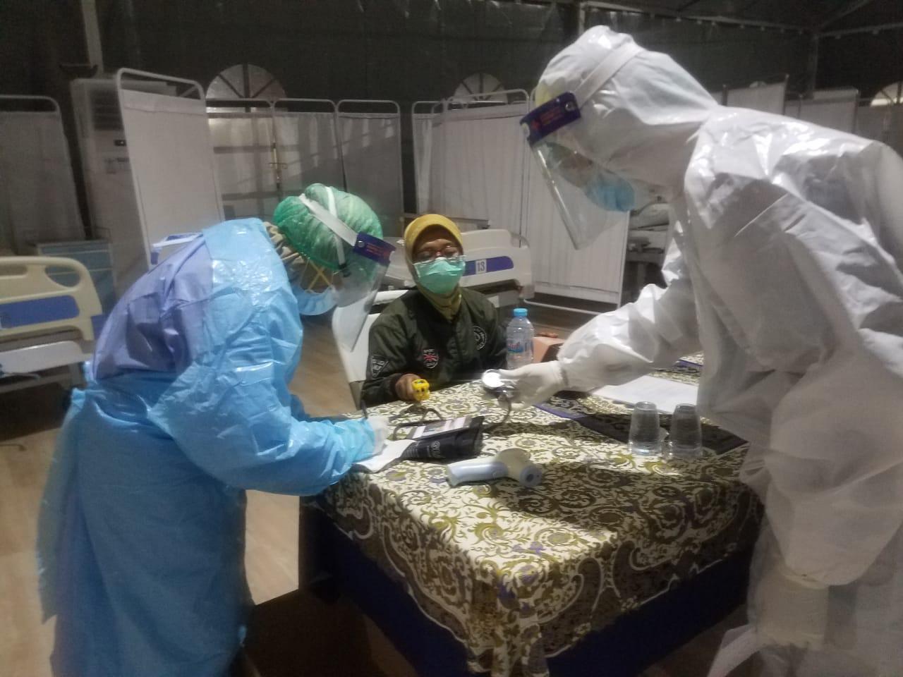 Kogabwilhan II Bantu Rakyat Surabaya Hadapi Penanganan Pandemik Covid-19