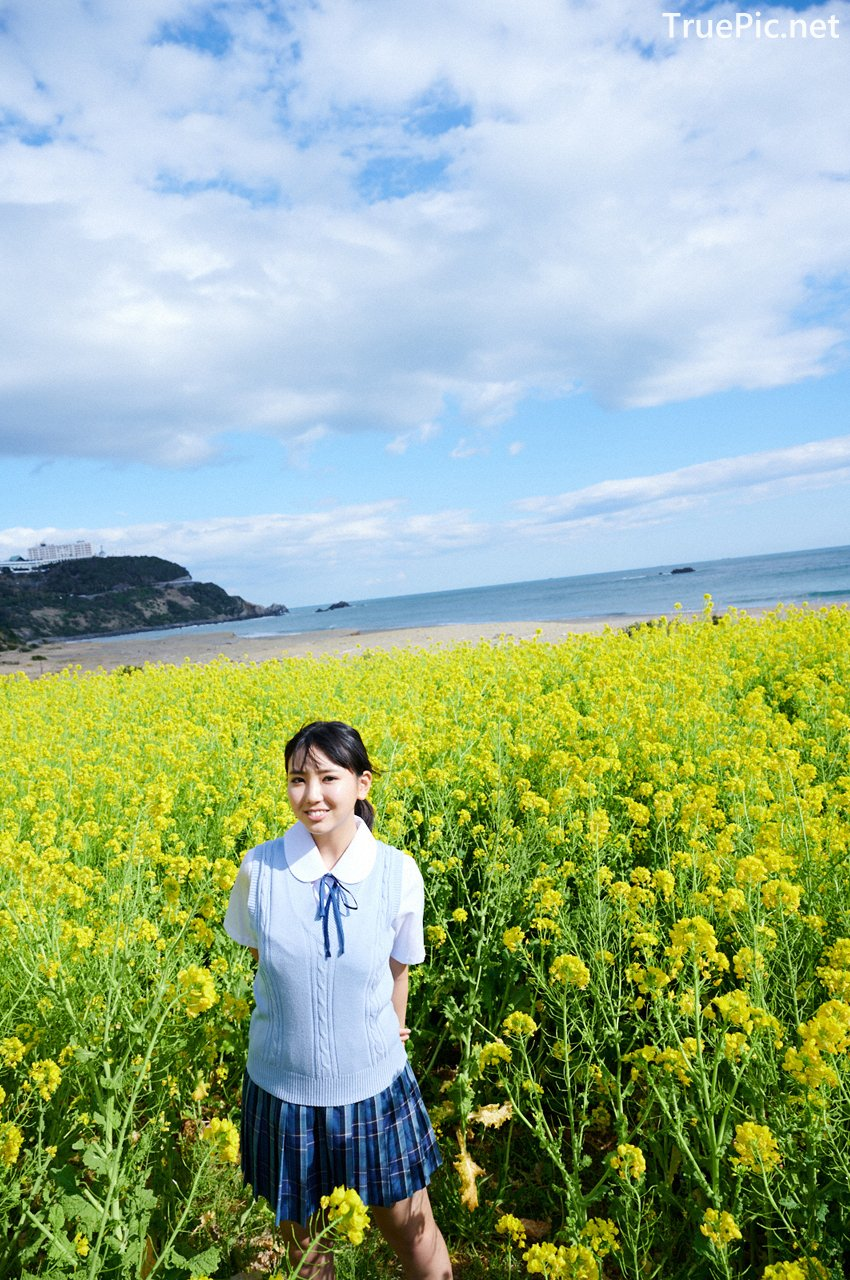 Image Japanese Pop Idol – Aika Sawaguchi - Winner Miss Magazine Gravure Competition - TruePic.net - Picture-2