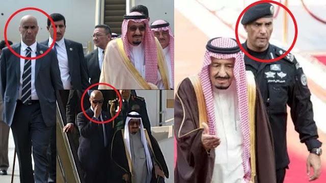 8 Fakta Tentang Pria Berkepala Plontos yang Setia Kawal Raja Salman
