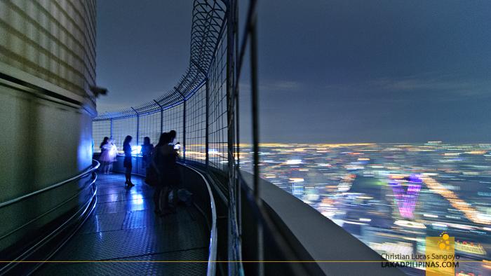 Baiyoke Tower II Revolving View Point