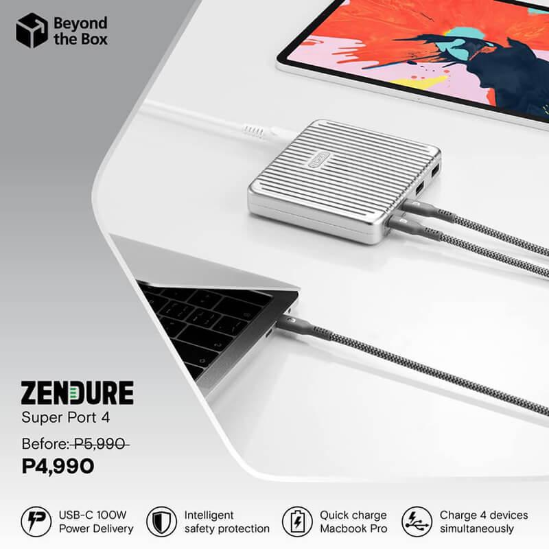 Zendure Super Port 4