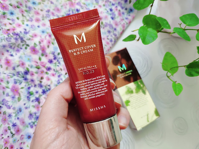 Polecane kosmetyki na lato - Missha M Perfect Cover BB Cream