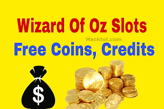 Wizard of Oz Slots Free Coins And Credits [Daily Links February 2021]