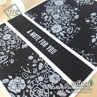 Mitosu Crafts Independent Demonstrators Order Stampin