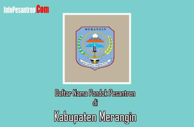 Pesantren di Kabupaten Merangin