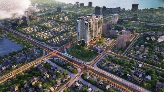 Dự án Chung cư Tây Hồ Tây - Chung cư 6TH Element