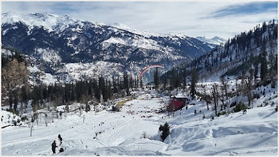 Solang Valley (Places to visit in Manali)