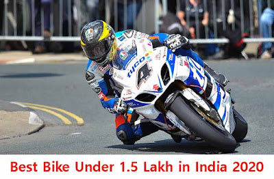 Best Bike Under 1.5 Lakh in India 2020
