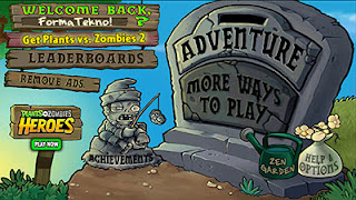 Download Plants VS Zombies V.1.1.74 APK Full Version Gratis Untuk Android