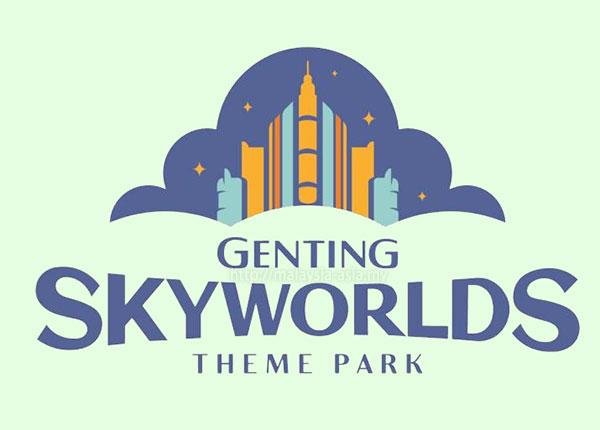 Logo for Genting SkyWorlds