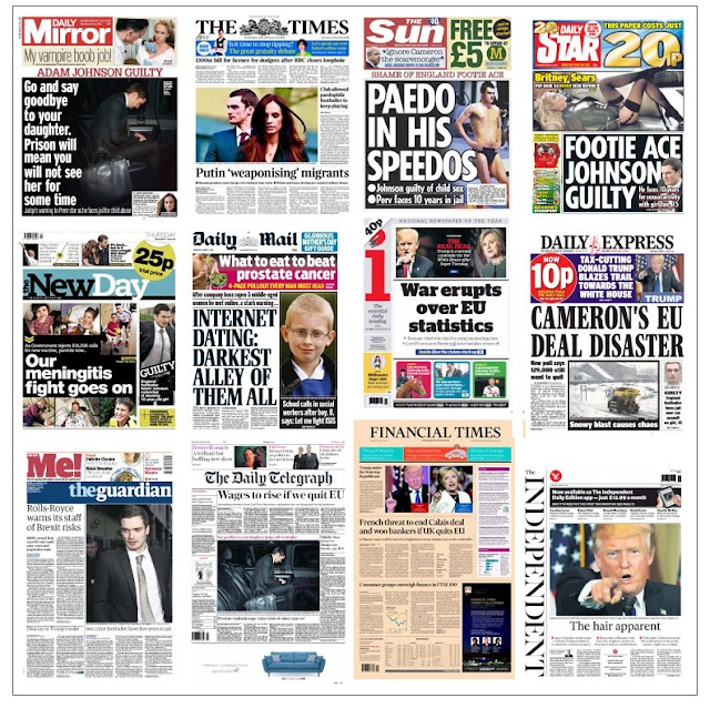 front pages 03-03-16