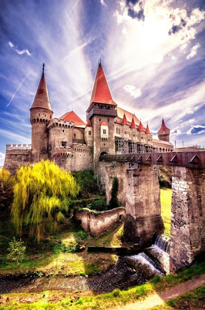 Vlad the Impaler Corvin Castle, Romania | A Cup of T
