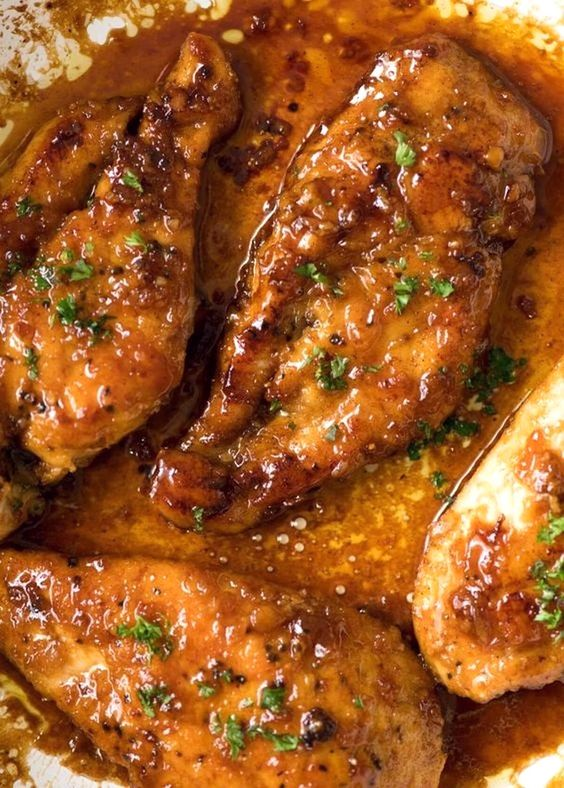 Honey Garlic Chicken Recipes