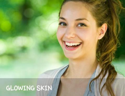 Fair and glow skin
