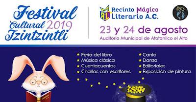 festival cultural tzintzintli 2019