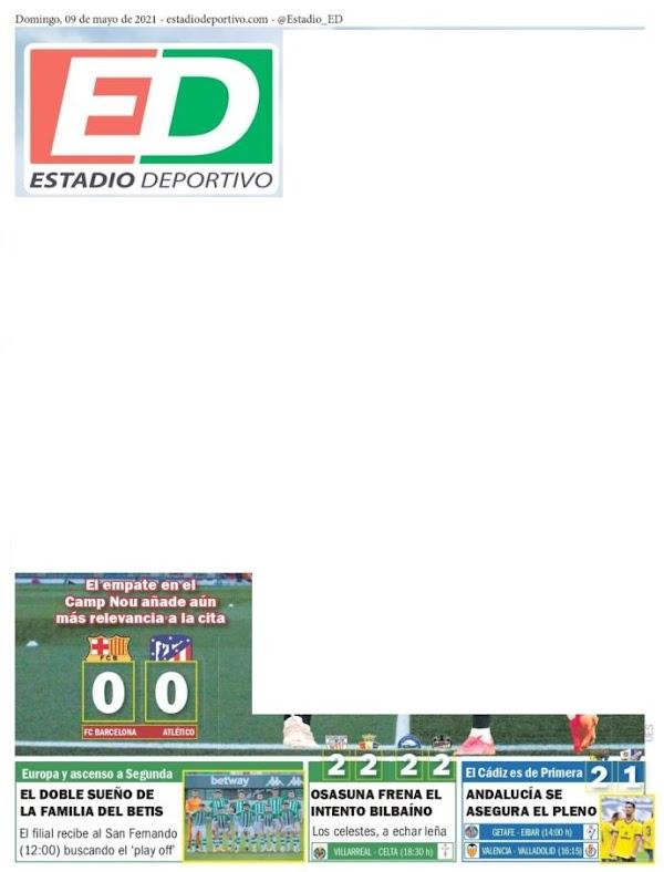 """Estadio Deportivo: """"El doble sueño de la familia del Betis"""""""
