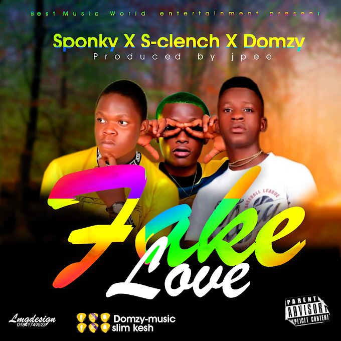 Music : Sponky X s clench X domzy - fake love