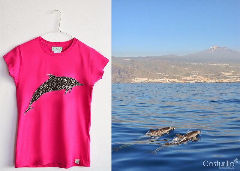 Delfín moteado, Tenerife