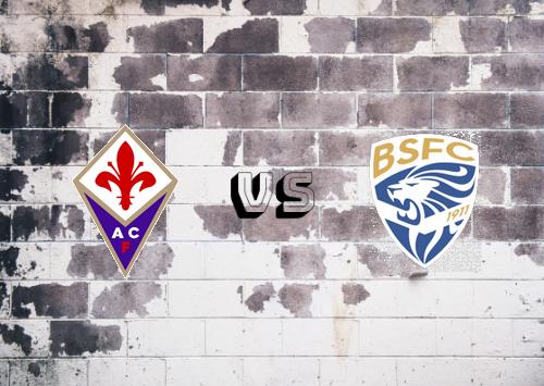 Fiorentina vs Brescia   Resumen
