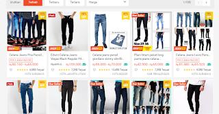 produsen celana pria