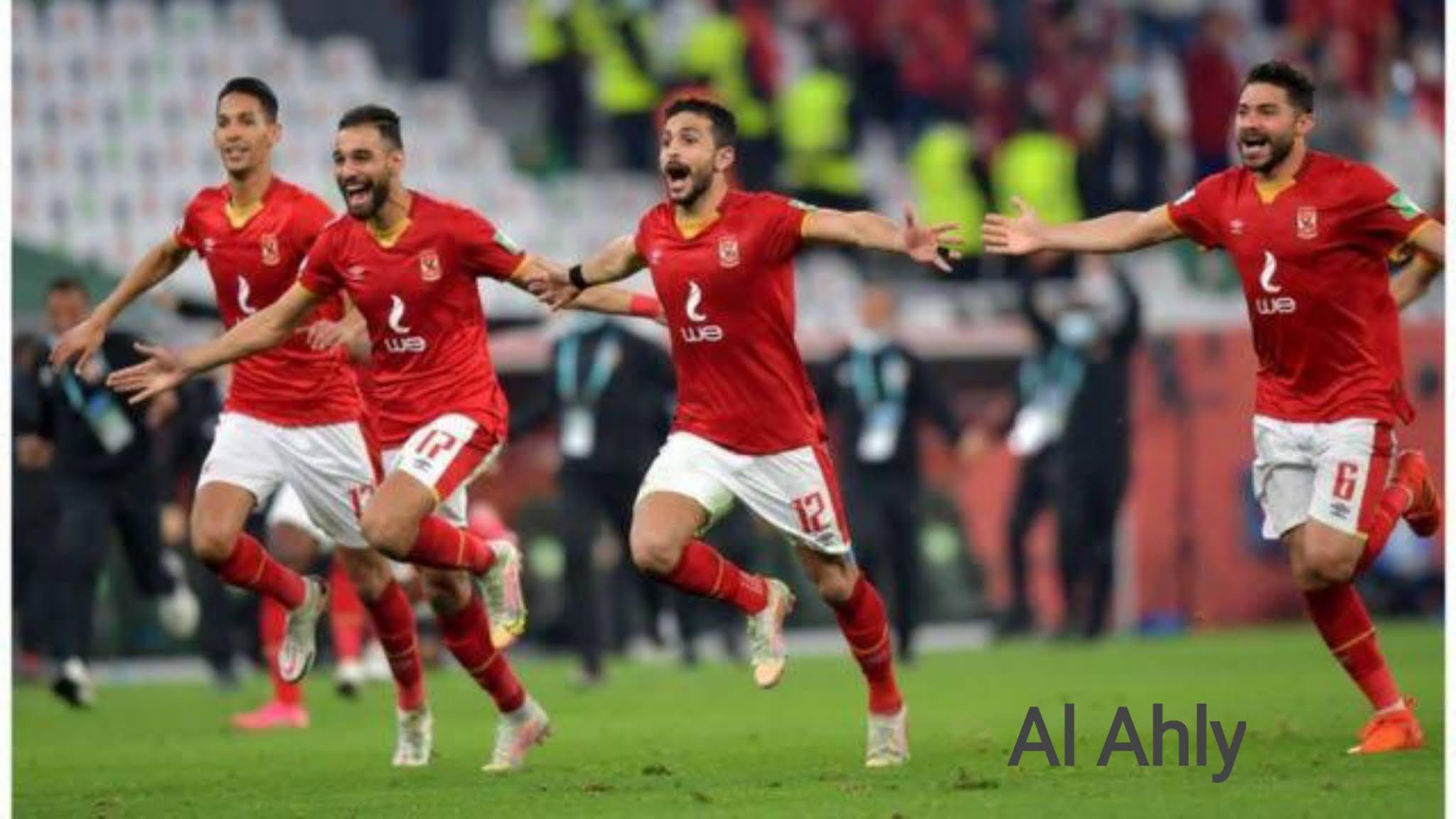 اخر اخبار الاهلي في الدوري المصري Al-Ahly of Egypt