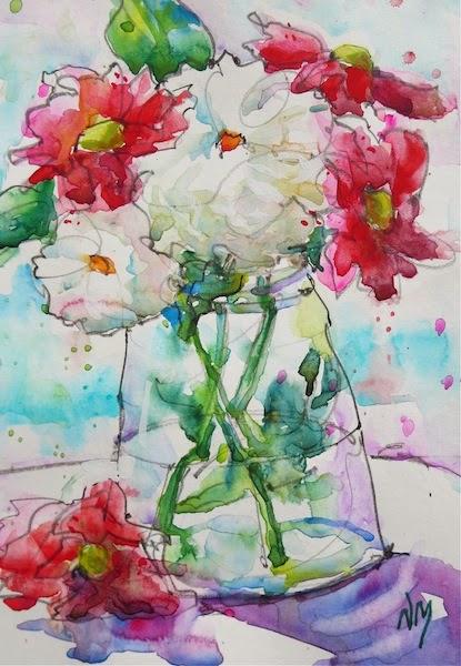 Nora Macphail Artist March 2014