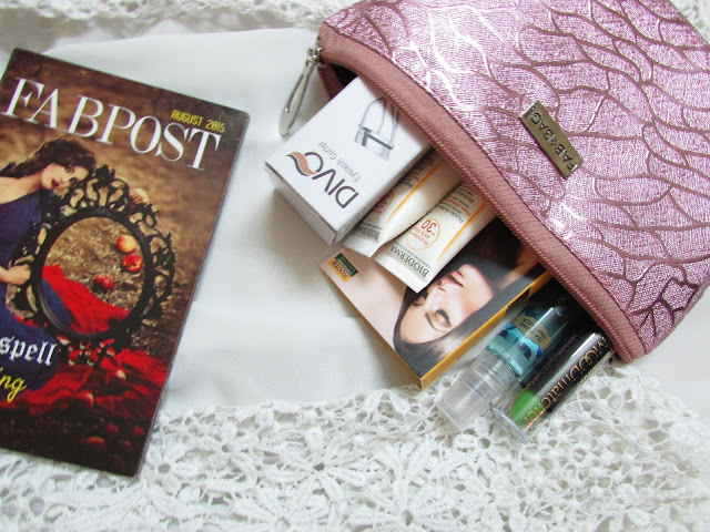 Fab Bag Dicount coupon,  Fab Bag, Fab Bag india, Fab Bag subscription, face, August Fab Bag Review, Fab Bag, Fab Bag Discount coupon, Fab Bag india, Fab Bag subscription, face,Fran Wilson Moodmatcher Lipstick,Dive Eyelash Curler, Ital Veloce Body Mist,Roots Professional Morocvita Oil,Bioderma Photoderm Mat SPF 30,fashion,beauty and fashion,beauty blog, fashion blog , indian beauty blog,indian fashion blog, beauty and fashion blog, indian beauty and fashion blog, indian bloggers, indian beauty bloggers, indian fashion bloggers,indian bloggers online, top 10 indian bloggers, top indian bloggers,top 10 fashion bloggers, indian bloggers on blogspot,home remedies, how to
