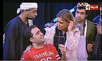 برنامج ثلاثى ضوضاء الحياة حلقة السبت 21-1-2017 الحلقة 16 مع مينا و ميزو و تركى و إيمان العاصى