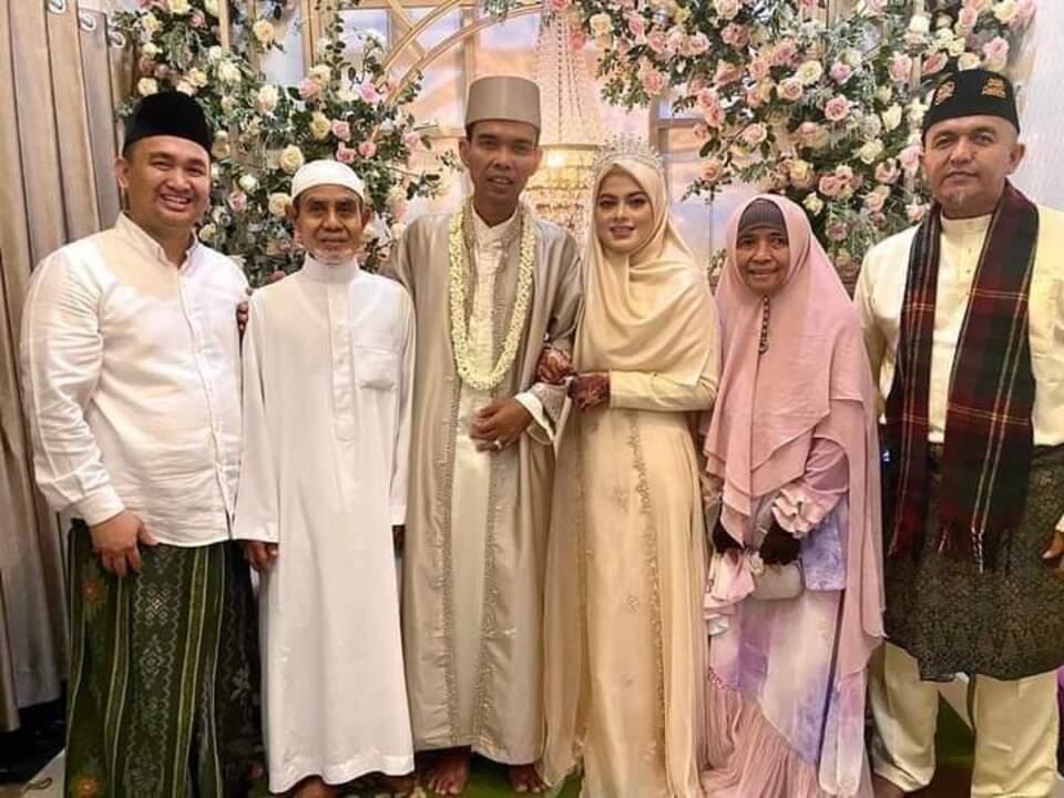 Alhamdulillah, UAS Akhirnya Nikah Lagi