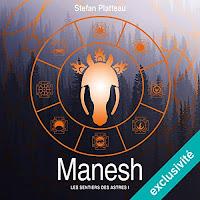 Couverture de l'audiobook Manesh de Stefan Platteau