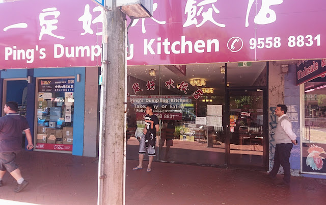 Ping's Dumpling Kitchen, Clayton