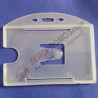 Casing plastik Kapasitas 2 Kartu (1 SLOT) Horizontal