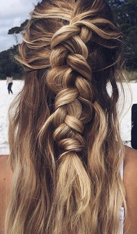 summer braid idea