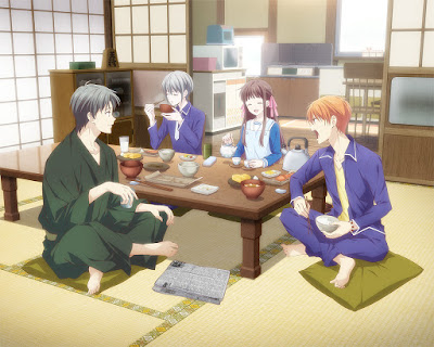 Download Ost Anime Fruits Basket (2019) OP & ED