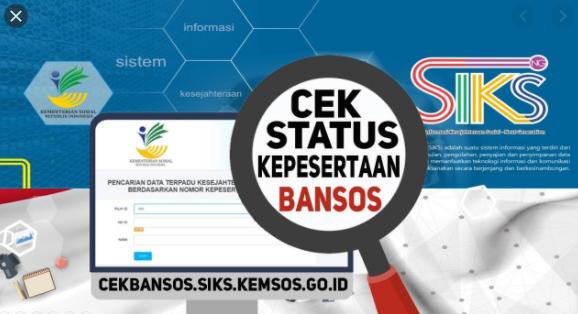 Cara Cek Daftar Bantuan Bansos BST, PKH dari Kemensos 2021