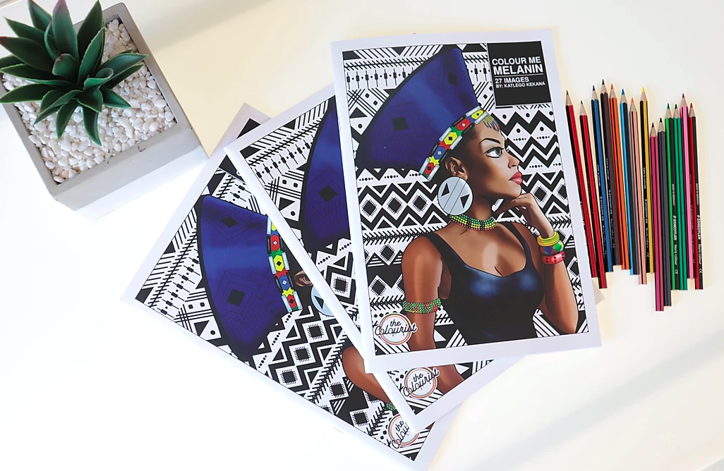 Colour Me Melanin: A Tribute To African Women Depicted In Images & Wonderfully Crafted Poems