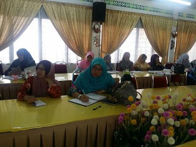 Perkongsian PA21 di SMK Tunku Sofiah