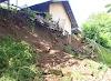 Tanggul Longsor :Rumah Warga Sampang Terancam Roboh